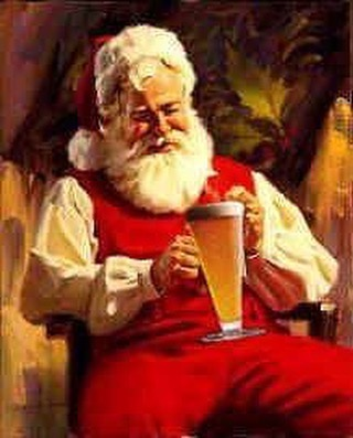 Wishing you all a Merry Christmas & I hope Santa got craft beer this year