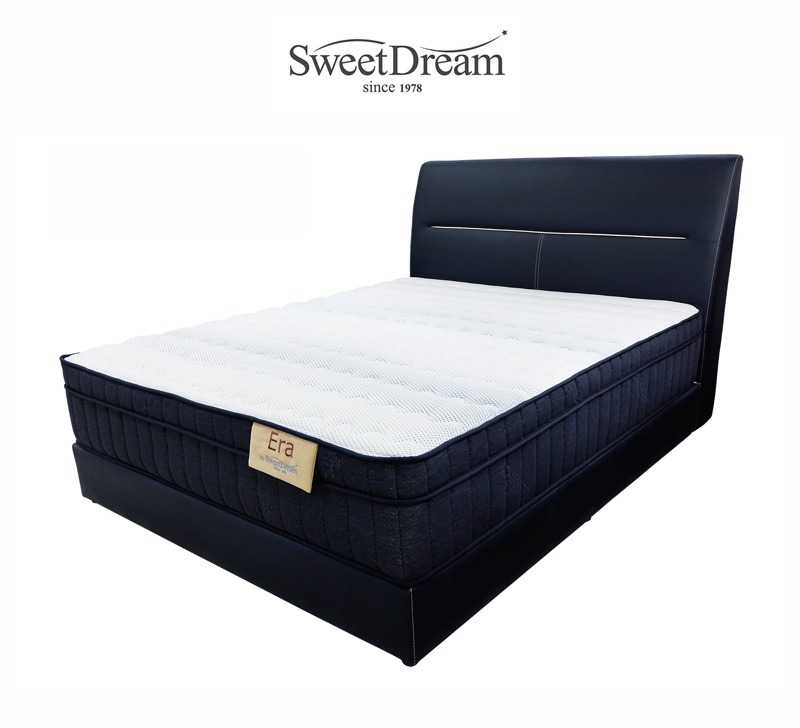 Era Pocket Spring Bedframe VB-E01