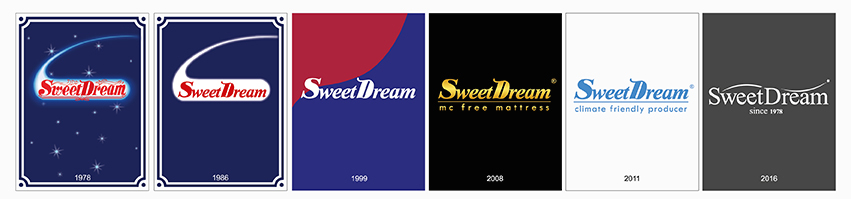 SweetDream Logo Transformation