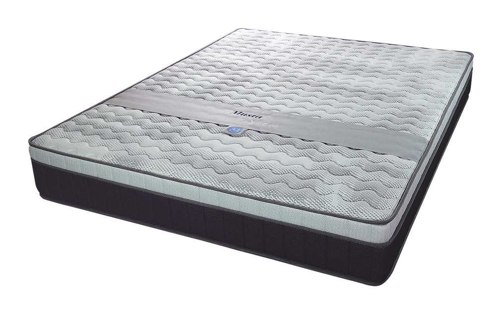 MUSTA  - The firm mattress you've been looking for.
