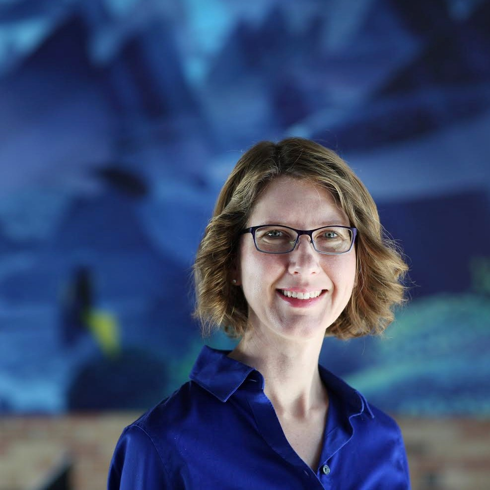 Susan Salituro - Lead Configuration/Release Engineer, Pixar Animation Studios