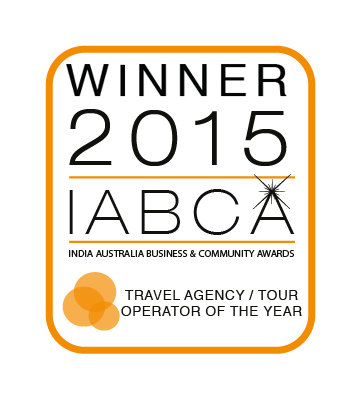 WINNER BEST TOUR OPERATOR / TRAVEL AGENCY IABCA 2015
