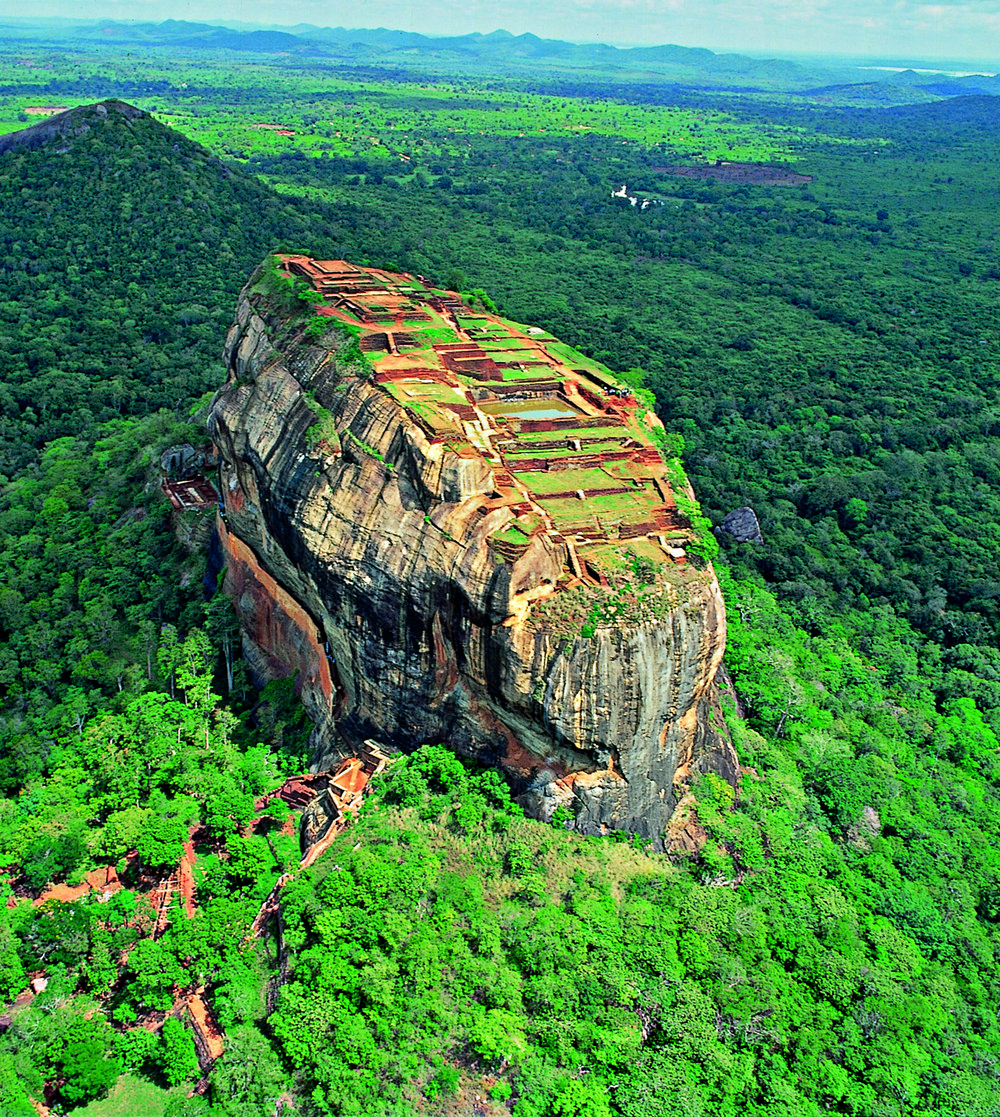 Sigriya Rock (Exclusive tours to Sri Lanka)