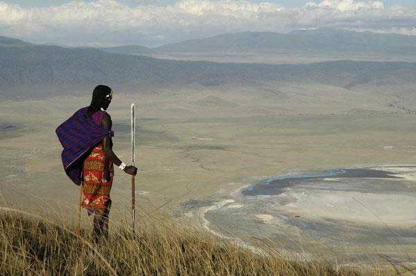 Ngorongoro lookout (Customised Tours to Africa)