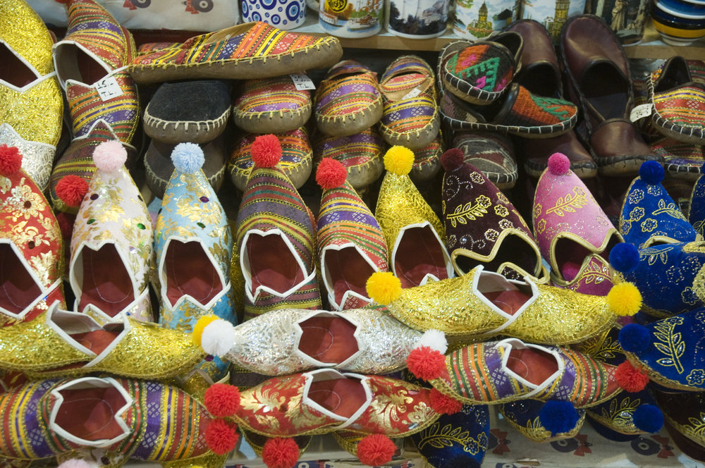 Local markets (Customised Tours to The Middle East)
