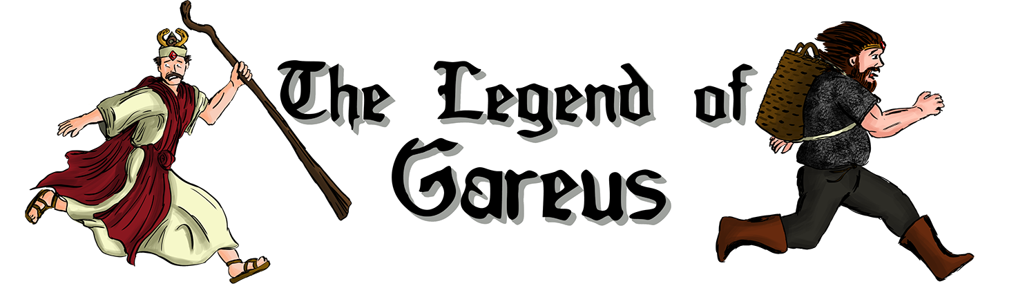 The Legend of Gareus