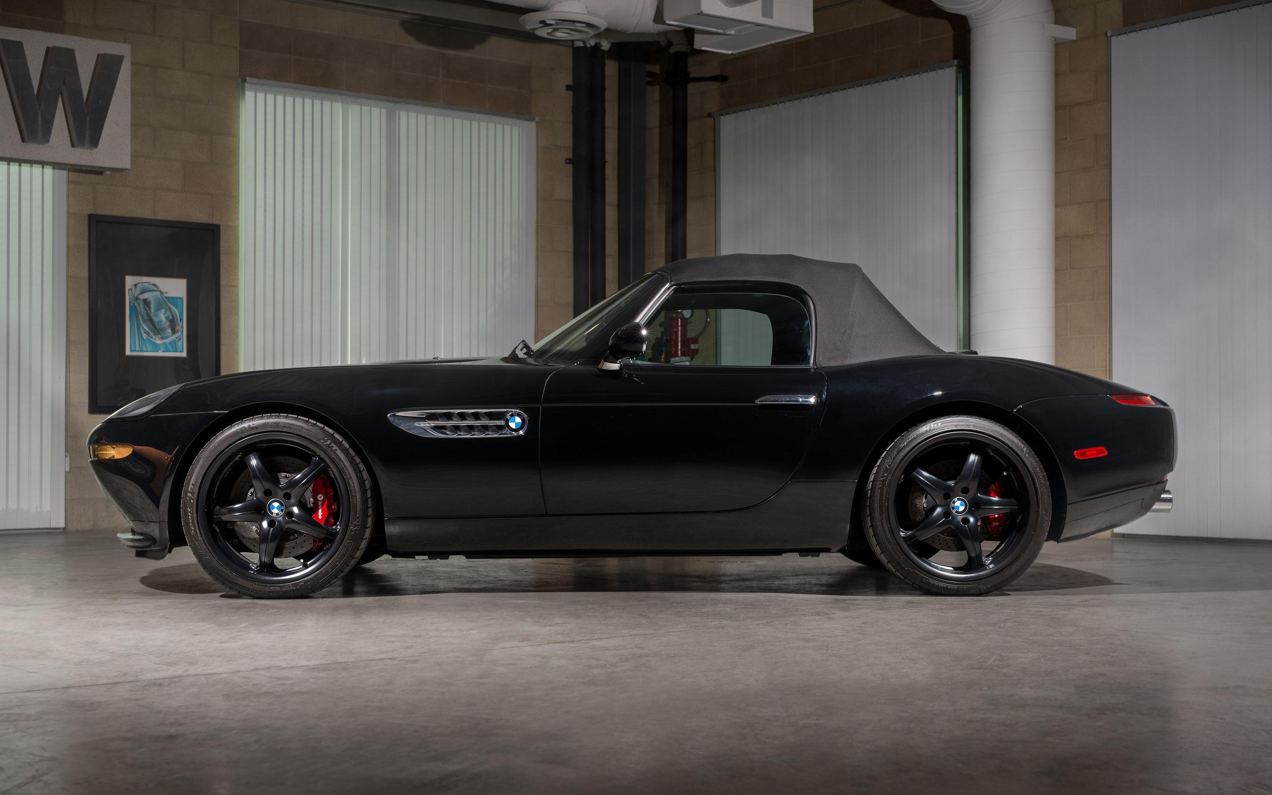 BMW Z Alpina V Roadster Danny McKennas Garage - Bmw z8 alpina