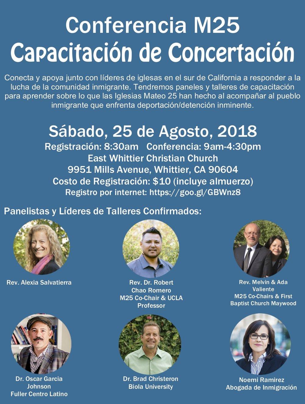 M25 Conference 2018 flyer spa.jpg