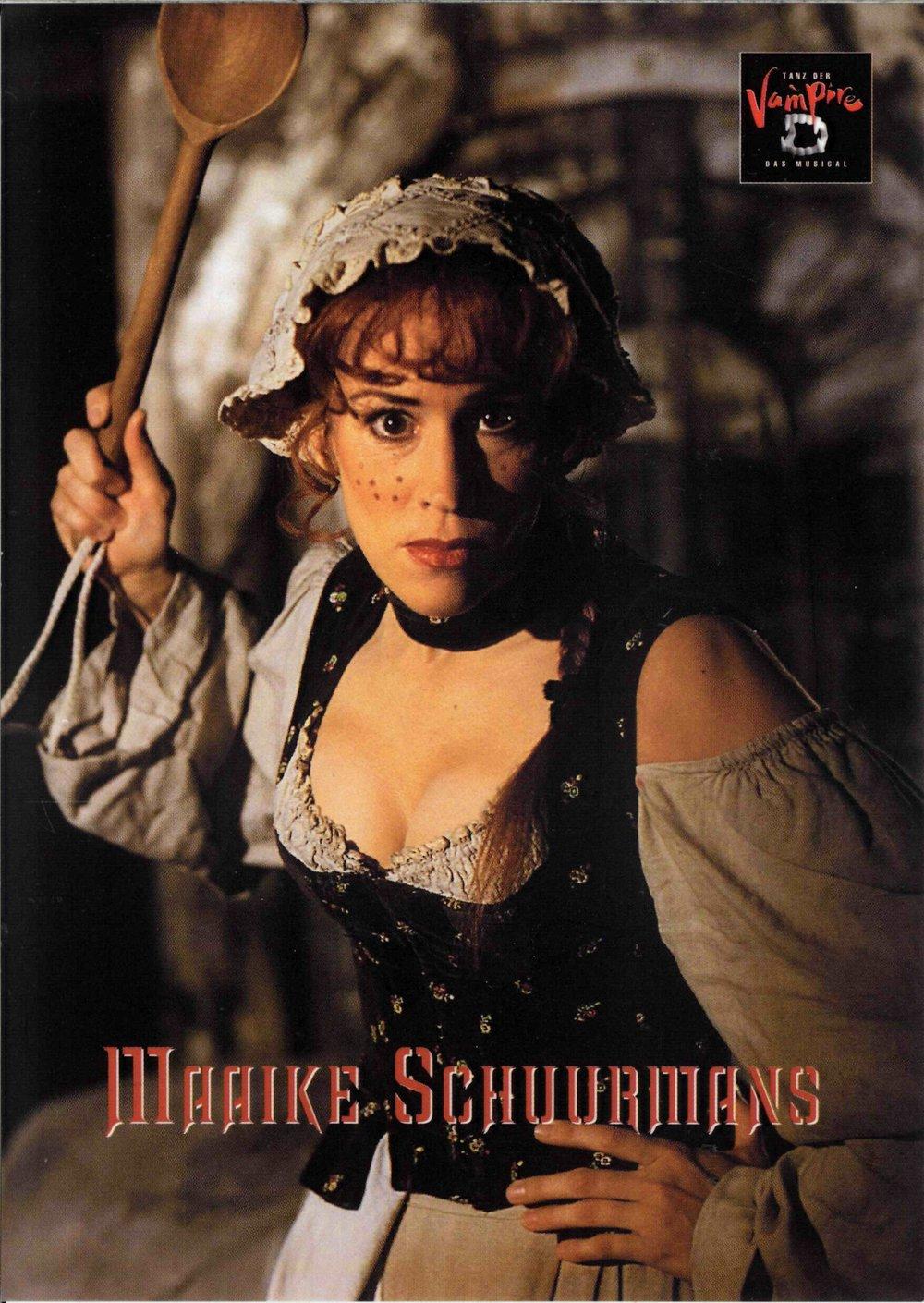 Tanz der Vampire - Magda