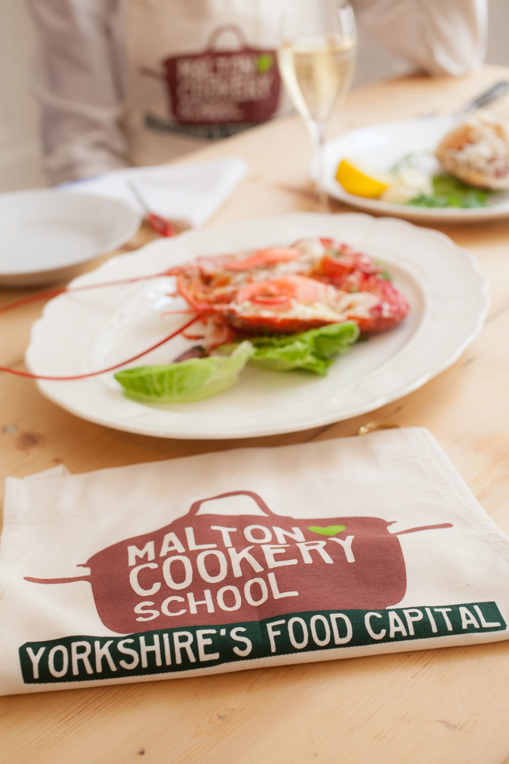 Malton   Cookery school : learn from the experts