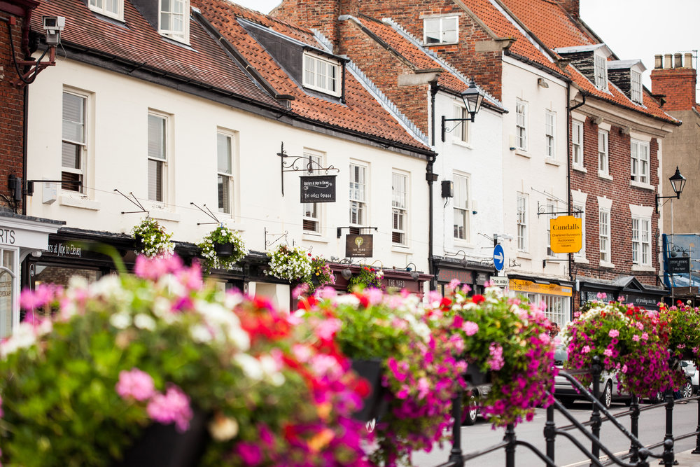 Beautiful streets and buildings: a place to wander and soak up almost 2000 years of history