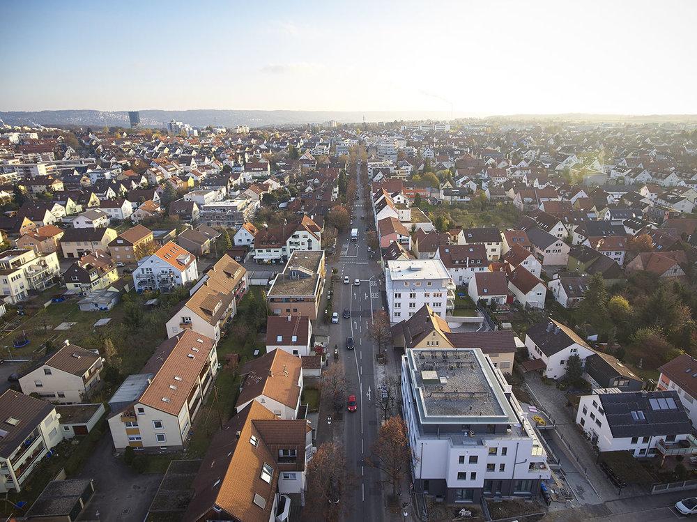 Werbefotografie Stuttgart für Sanierungsgesellschaften