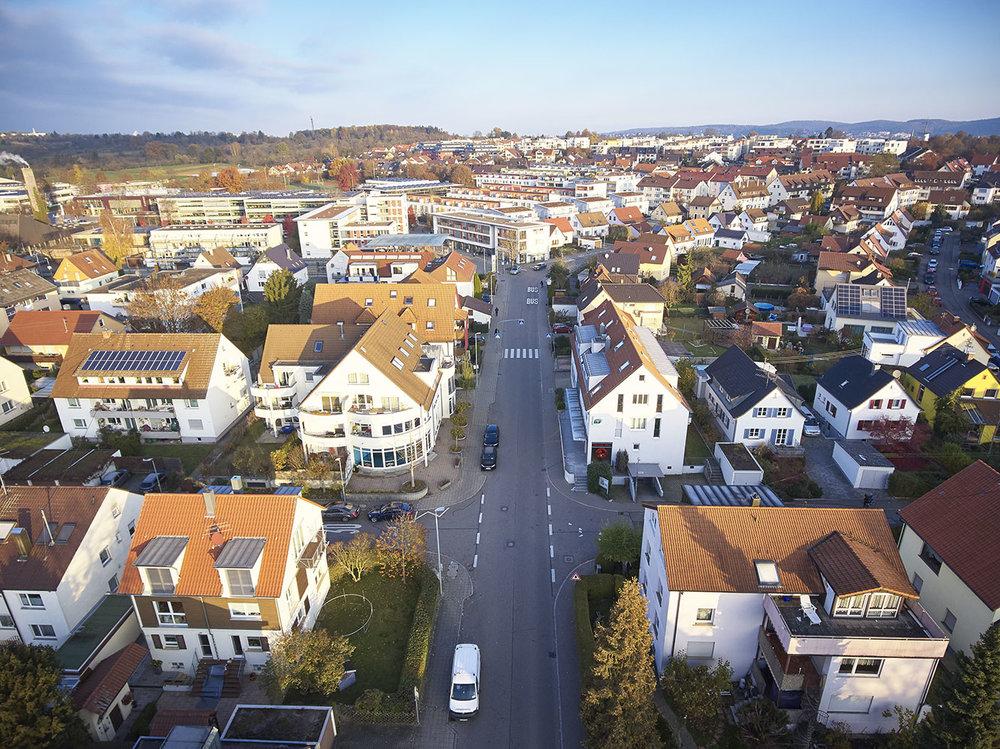 Werbefotografie Stuttgart für Stadtentwicklung