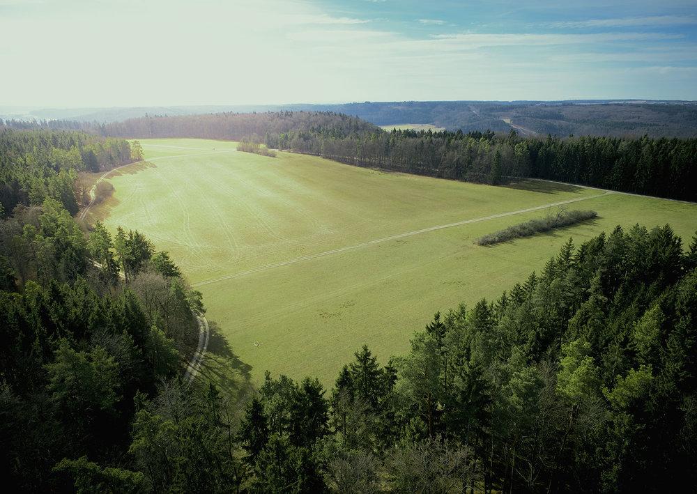Drohnenfotografie Stuttgart für Tourismus