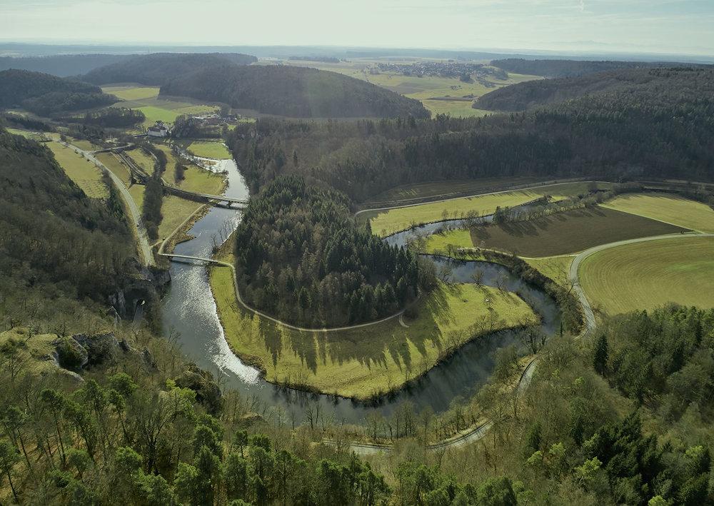 Touristik Werbefotografie Stuttgart Drohne