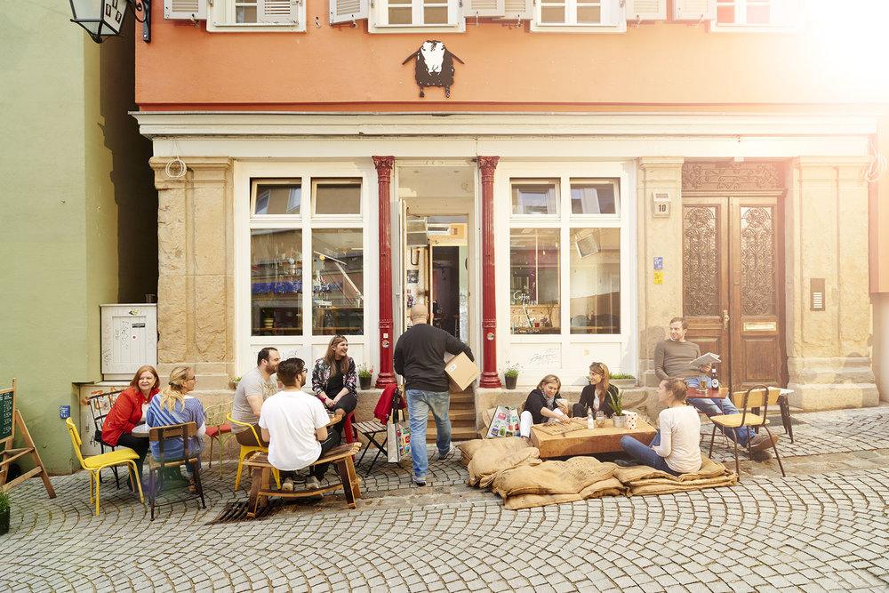 Tübingen Stadtmarketing Werbefotografie