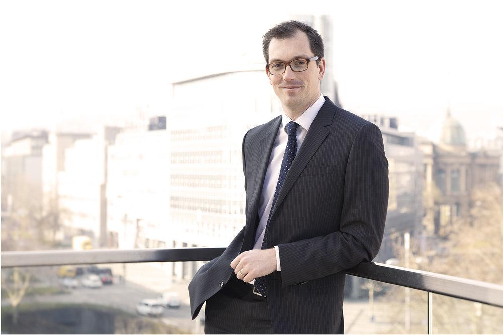 Unternehmensportrait Anwalt