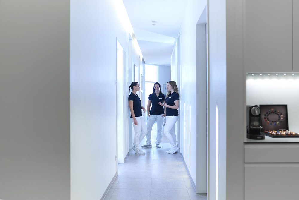 Werbefotografie für Zahnarztpraxis