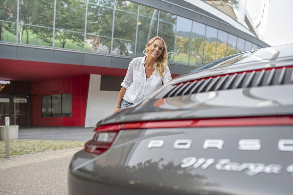 Jean-Claude WInkler Werbefotograf Stuttgart Porsche Kim Renkema