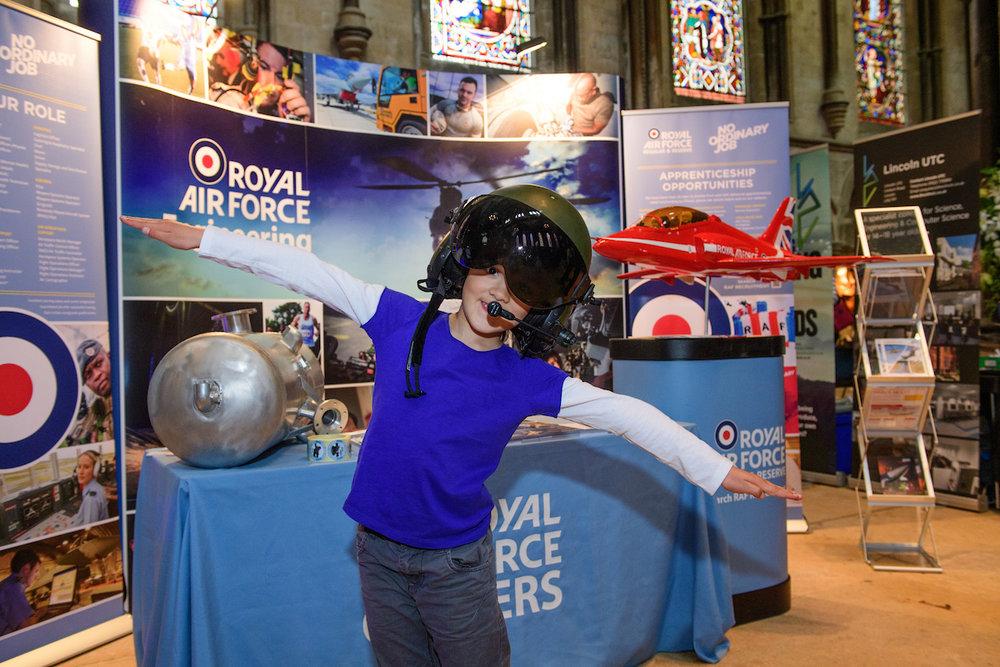 Definitely a future pilot!