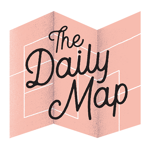 The Daily Map