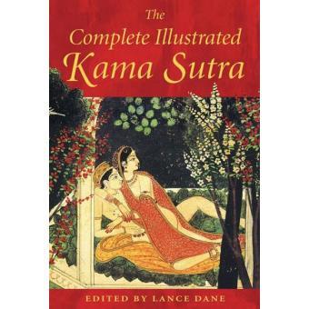 The Complete Illustrated Kama Sutra – Preço médio 21 euros