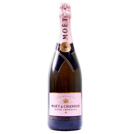 Moet & Chandon Brut Rose – Preço Médio 45,40 euros