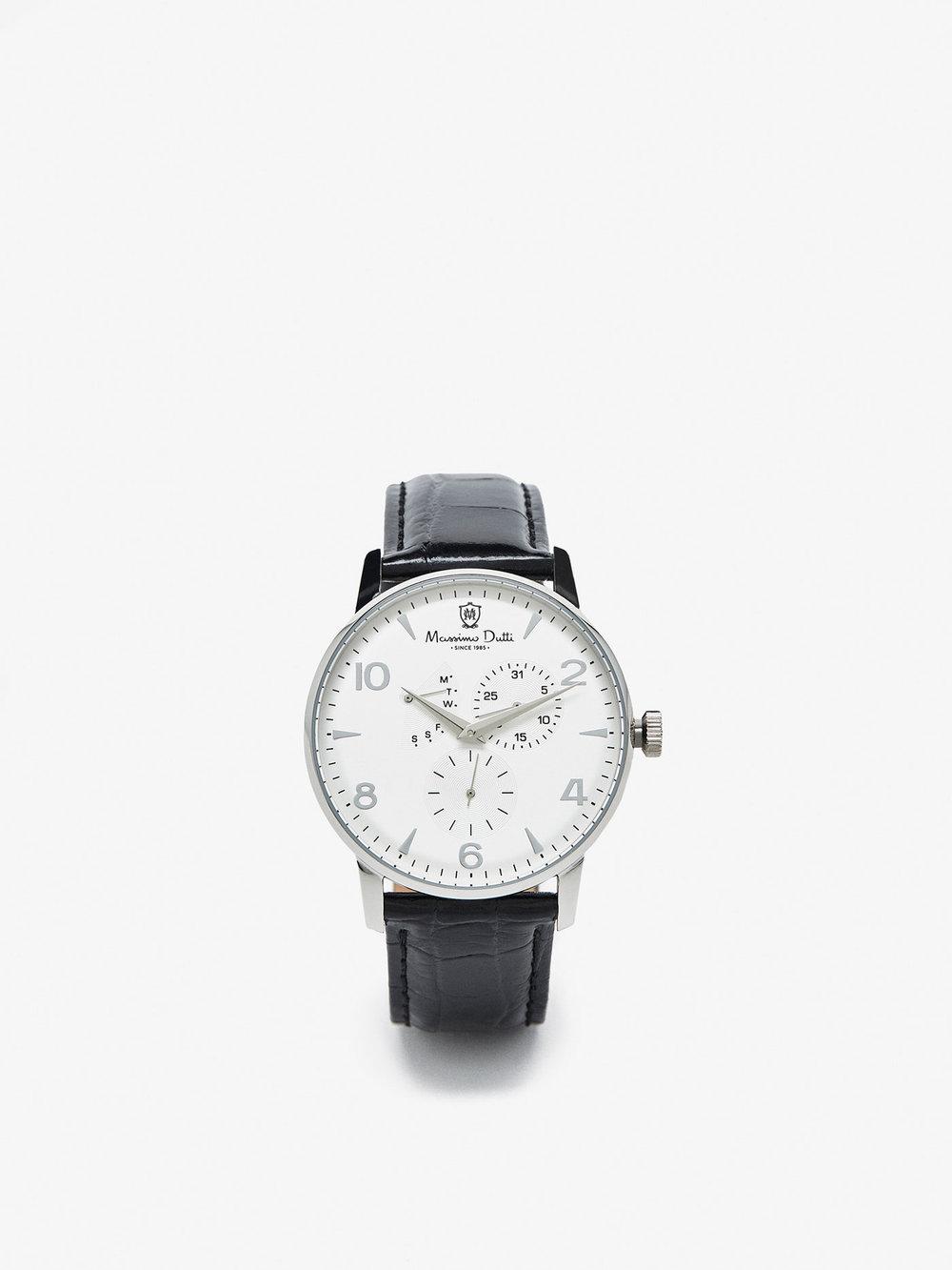 Relógio Meticulous, Massimo Dutti