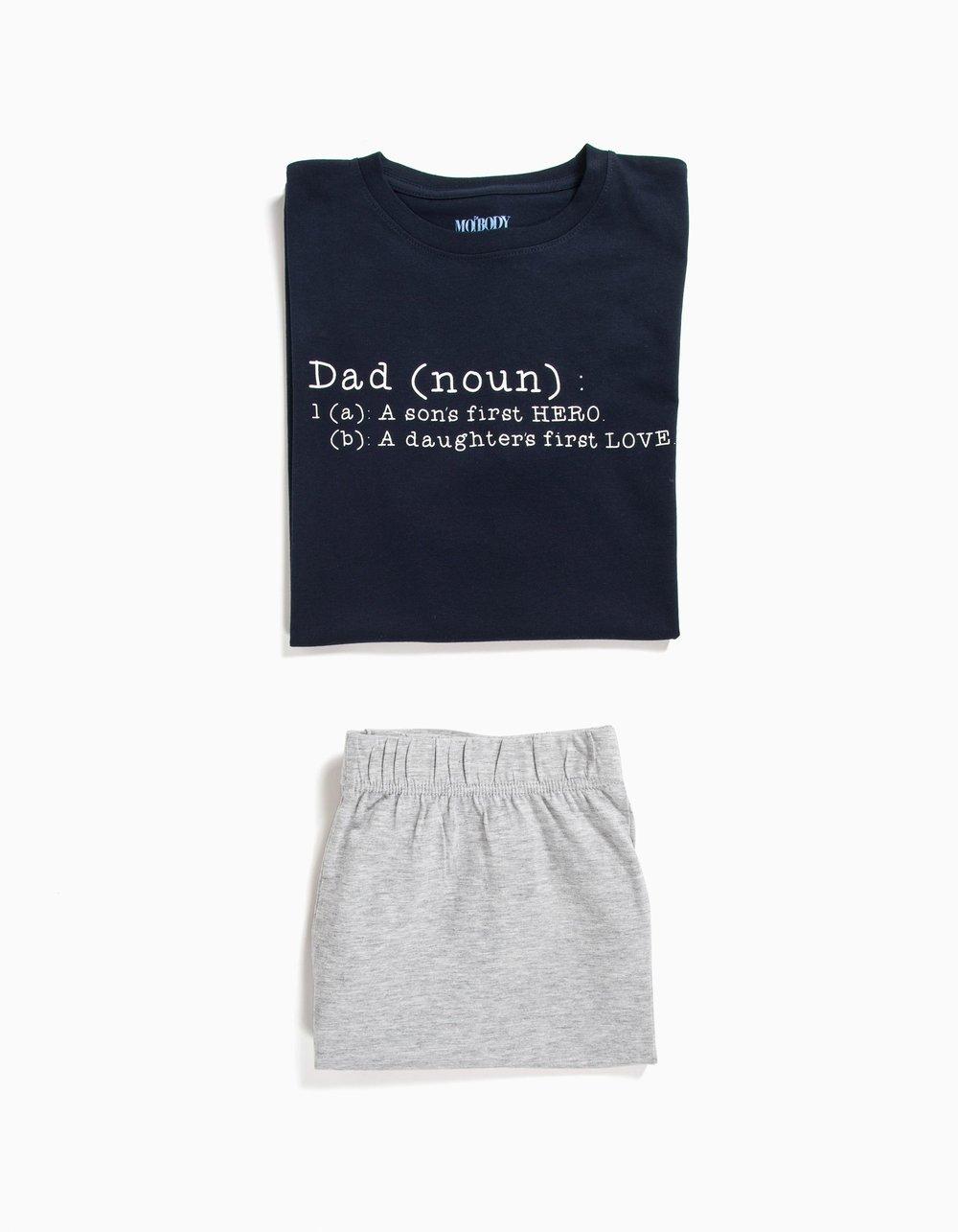Pijama edição especial Dia do Pai, Modalfa