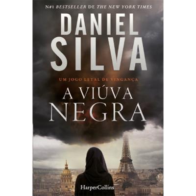 Livro A Viúva Negra, de Daniel Silva, na Fnac