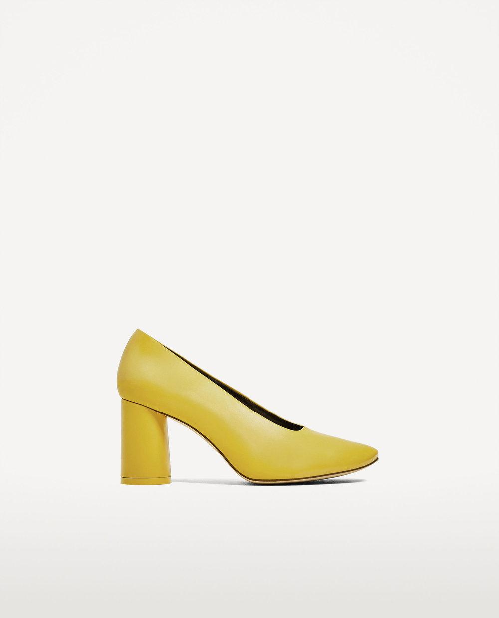 Sapatos em pele, 49,95€