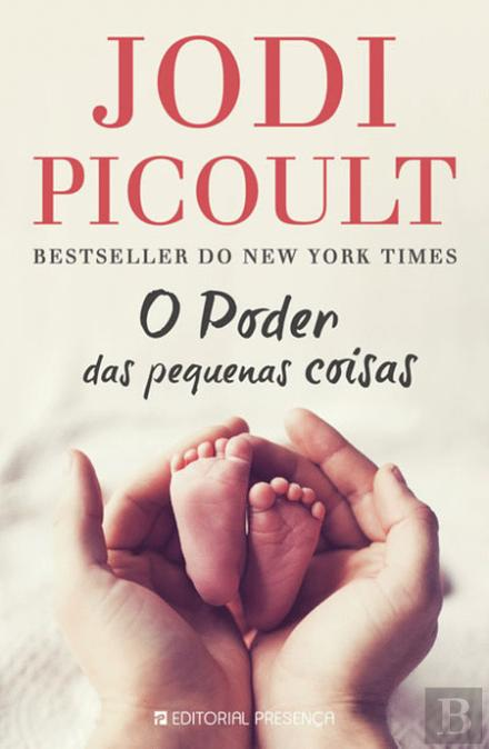 Livro O Poder das Pequenas Coisas, de Jodi Picoult, na Bertrand