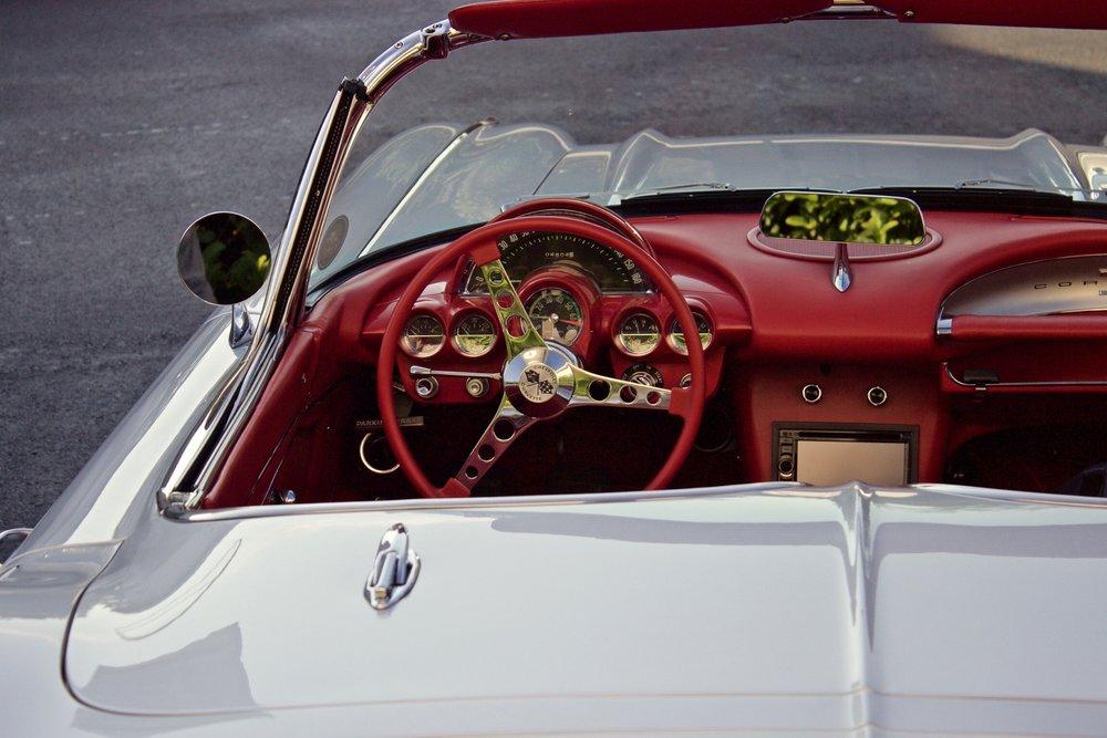 Corvette ... apenas nos meus sonhos!