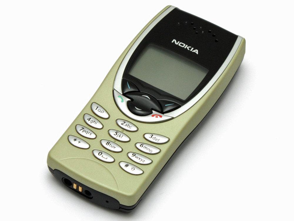 NOKIA 8210 (1999)