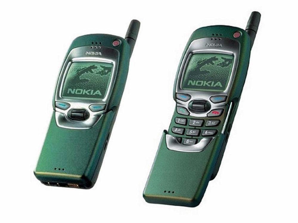 NOKIA 7110 (1999)