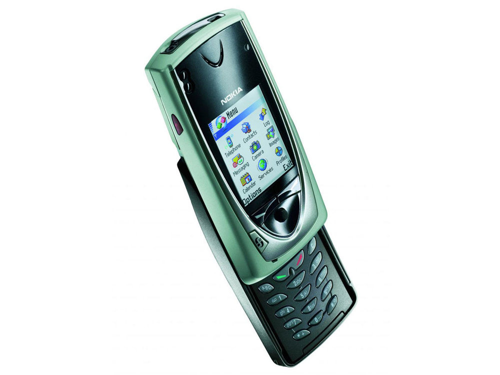 NOKIA 7650 (2001)