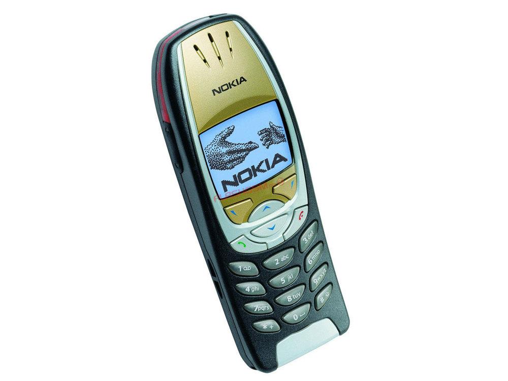 NOKIA 6310 (2002)