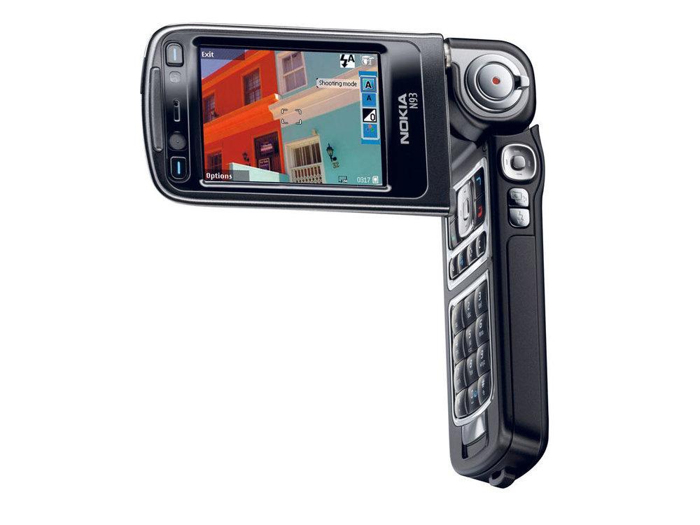 NOKIA N93 (2006)
