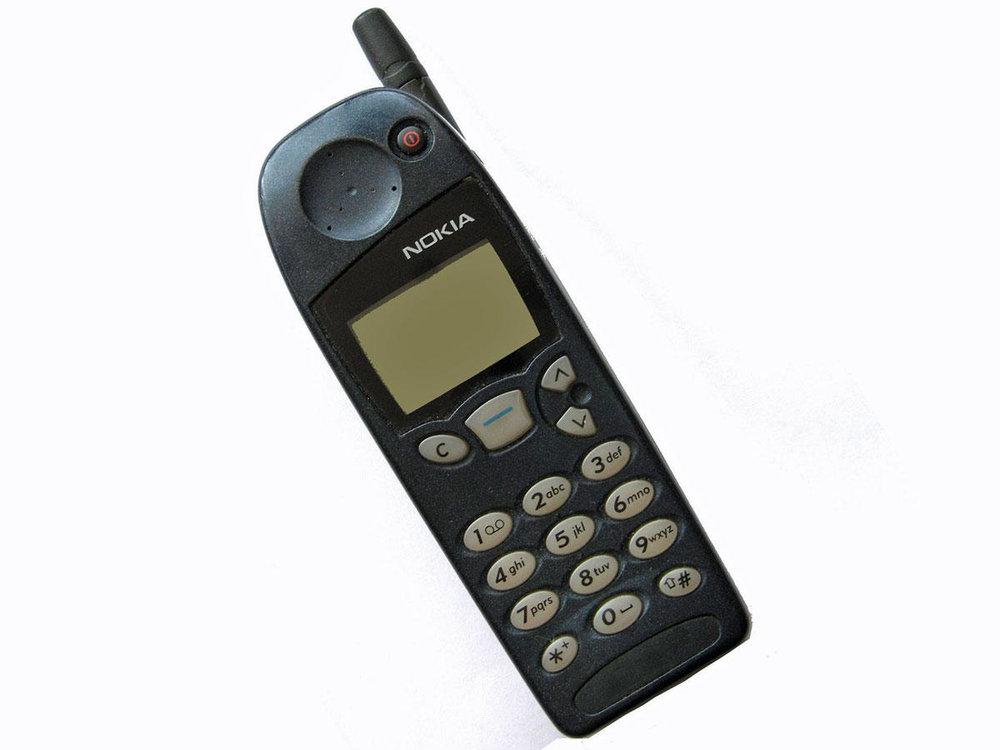 NOKIA 3650 (2002)