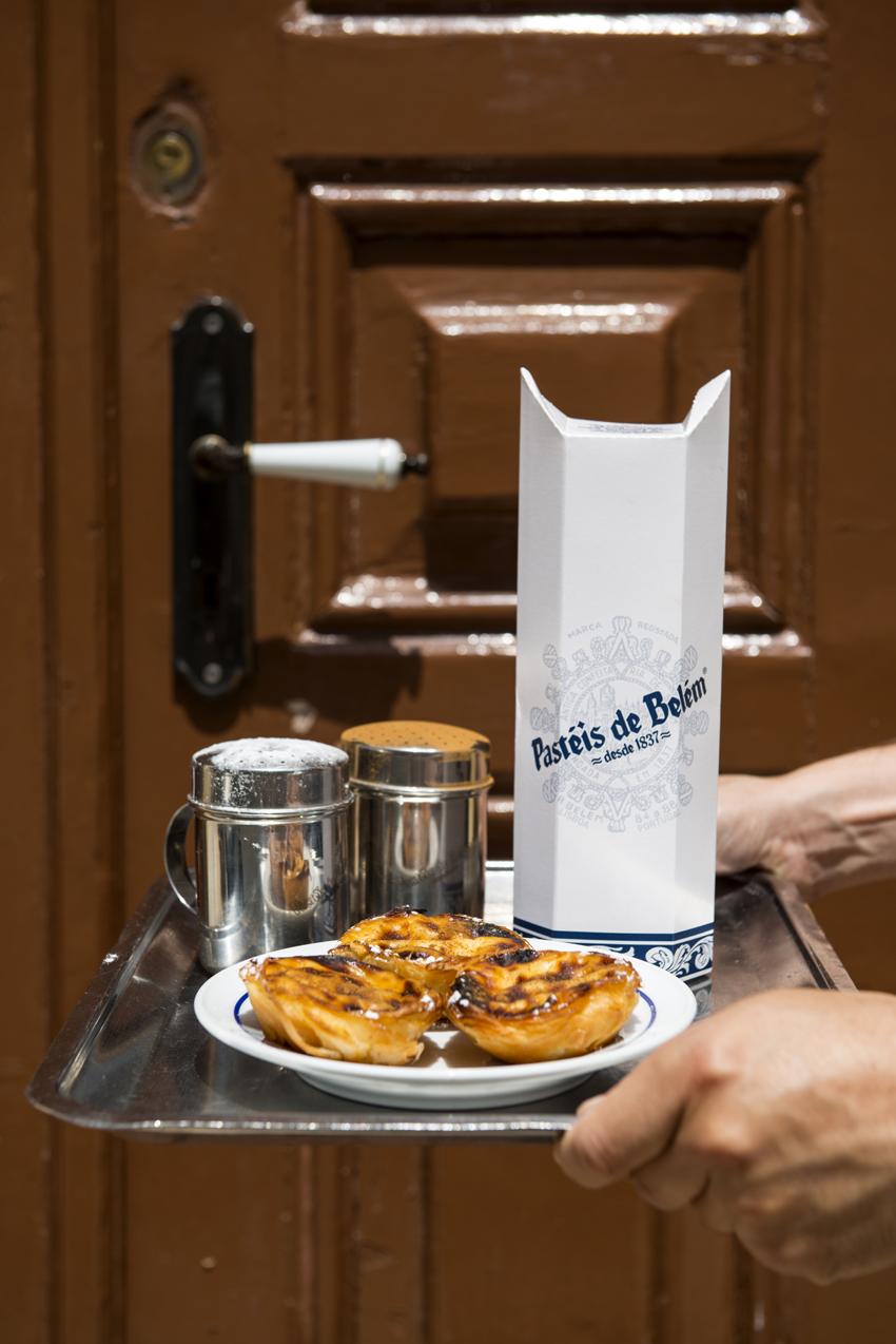 Pequeno-almoço à porta?