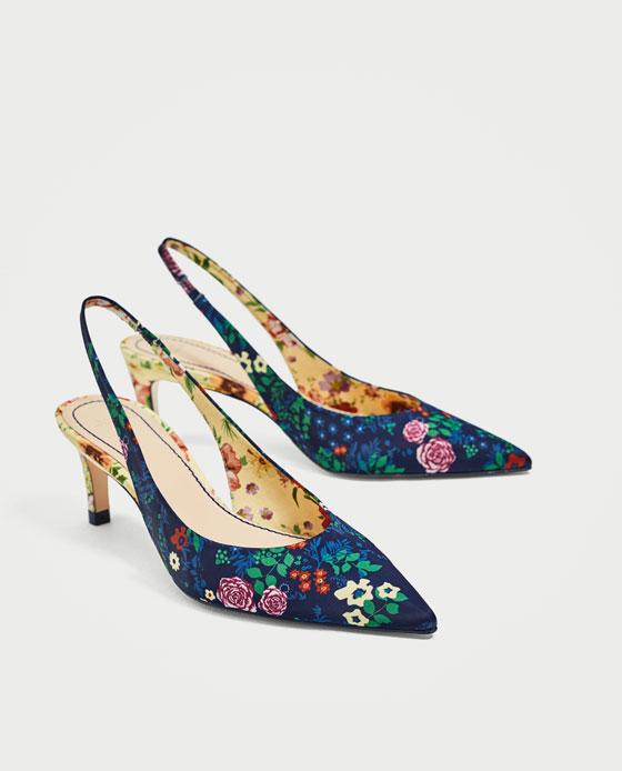 Sapatos com padrão, 39,95€