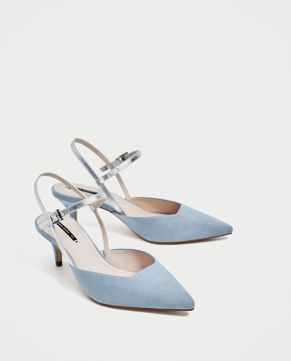 Sapatos com tira, 25,95€