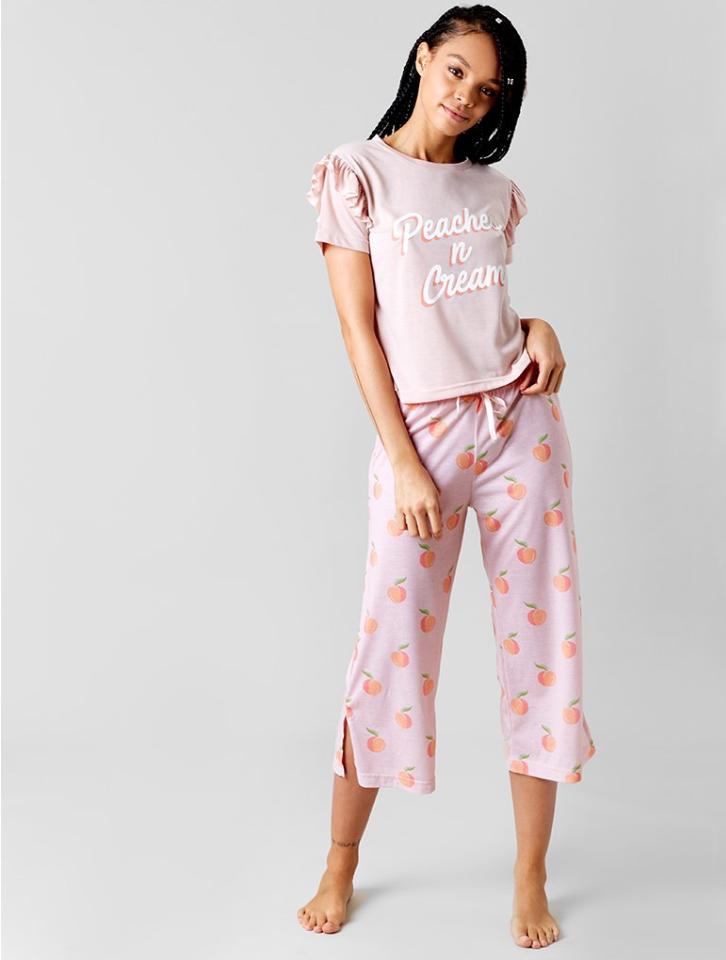 Pijama Peaches & Cream - £26.00