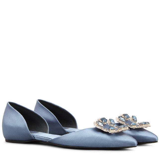 Dorsay Crown Jewels Ballerinas