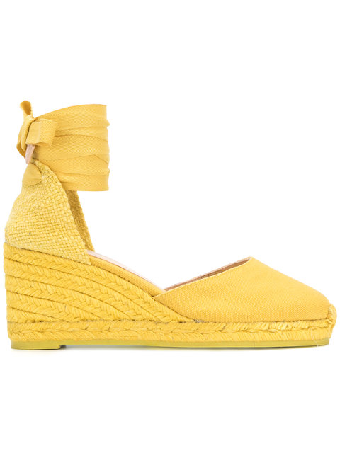 Copy of CASTAÑER: Carina wedge espadrilles