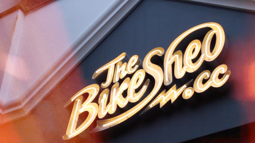 The Bike Shed  - Brand film