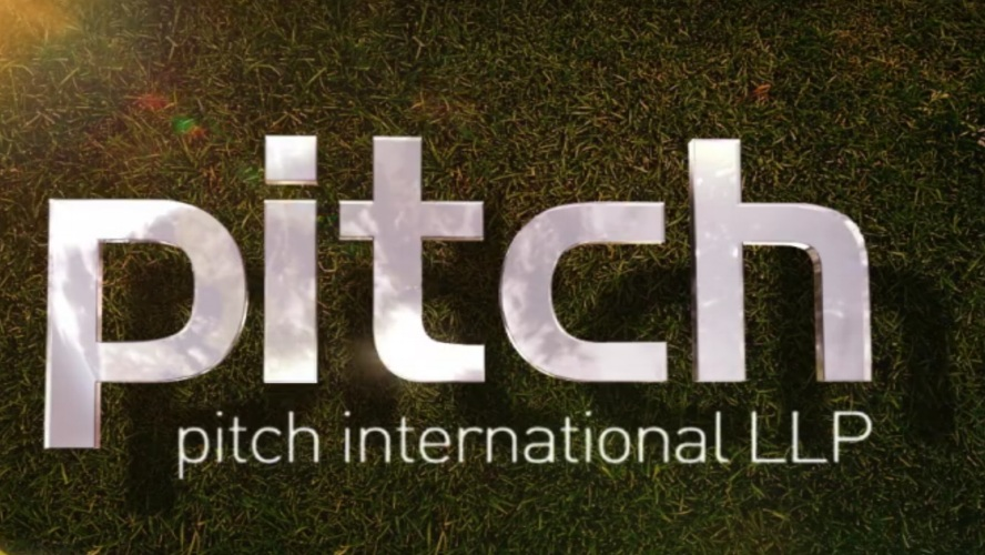 PITCH International - Animated Logo