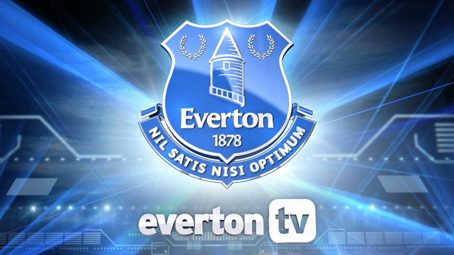 Everton TV  - Branding and Titles