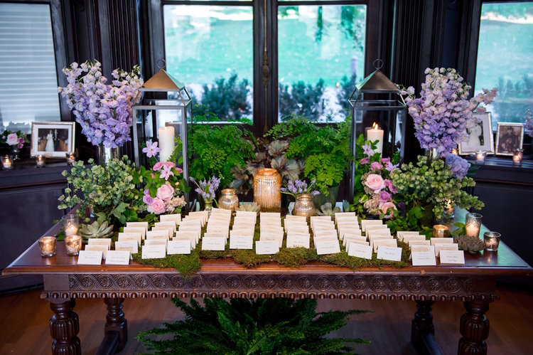 featured by instyle escort card table designs