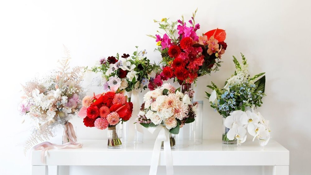 Featured by Martha Stewart Weddings - Bouquets inspired by Bridal Fashion Week.jpeg